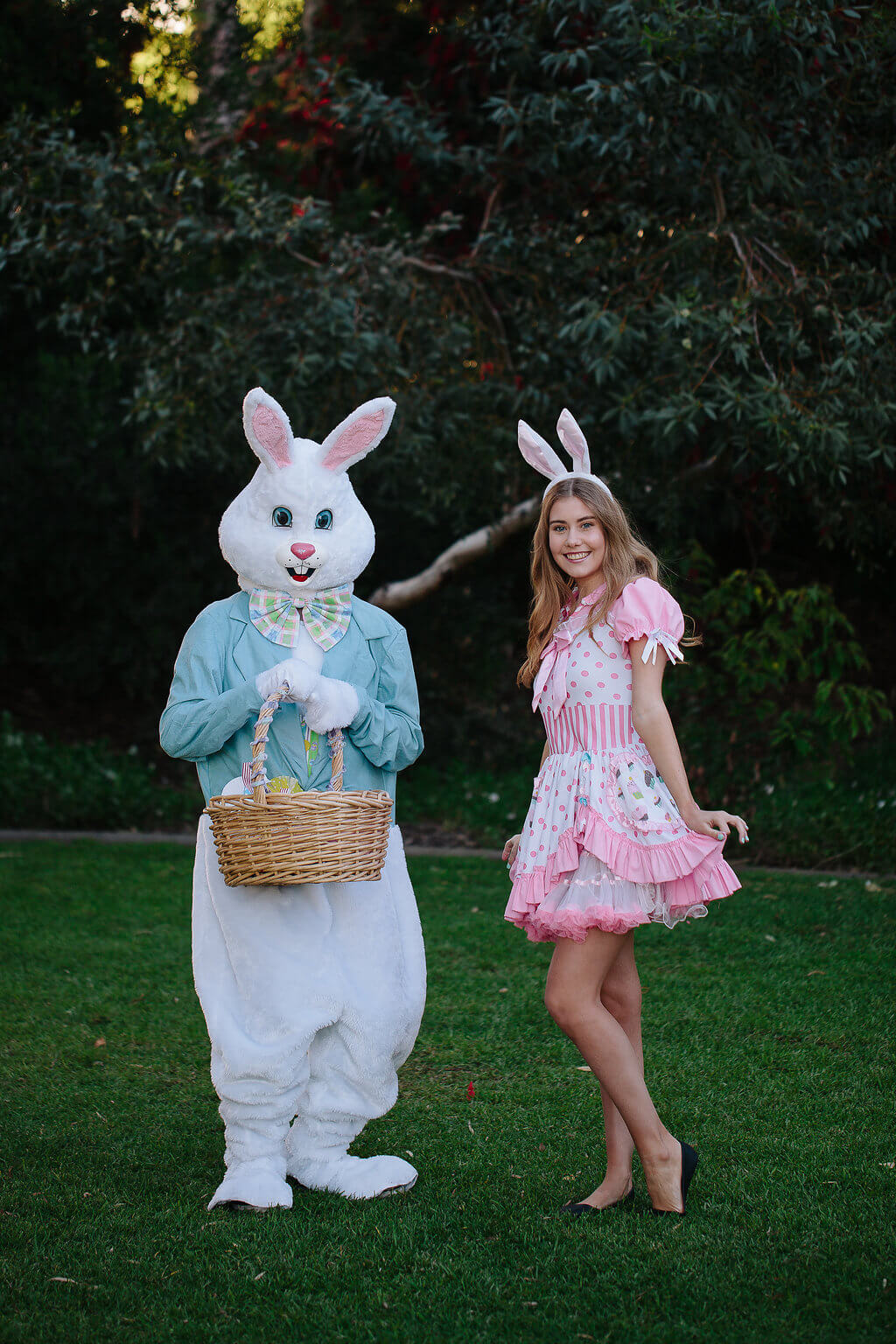 Easter Bunny sightings in Perth!