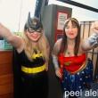 Lana and Kat - Superhero
